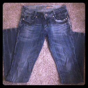 Express Limited Edition Jeans